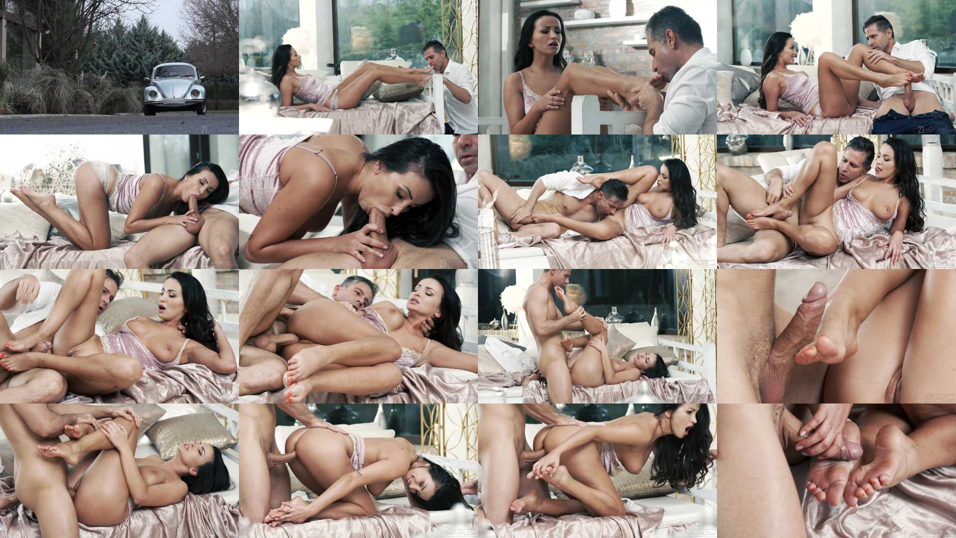 Alyssia Kent in The Power Of The Feet