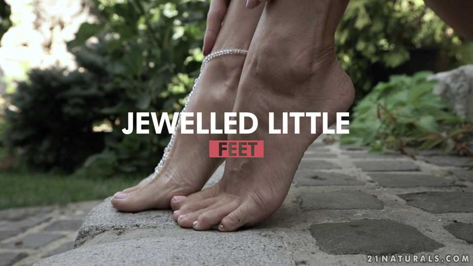 Jewelled Little Feet