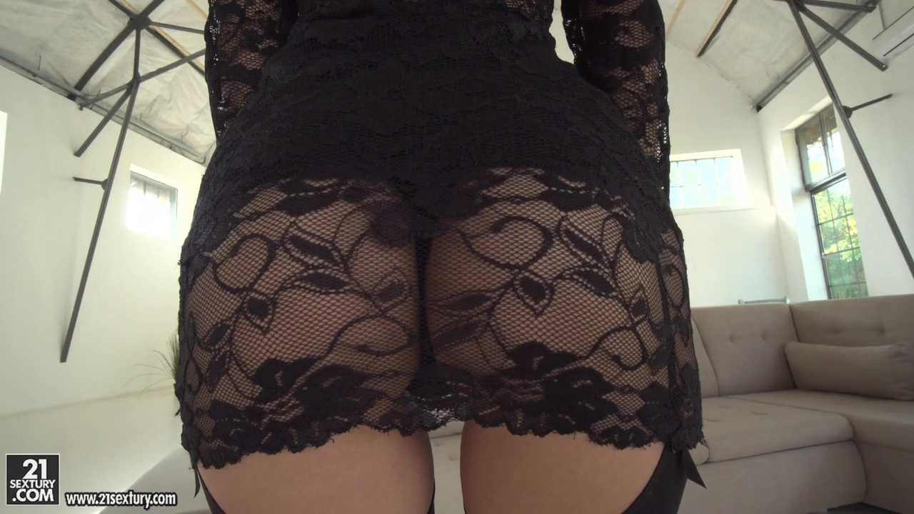 Black Lace Angel