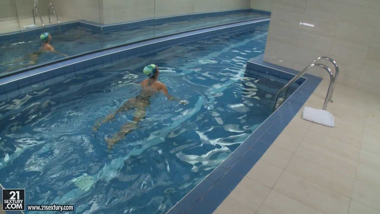 Perfecting the Breaststroke, Scene #01
