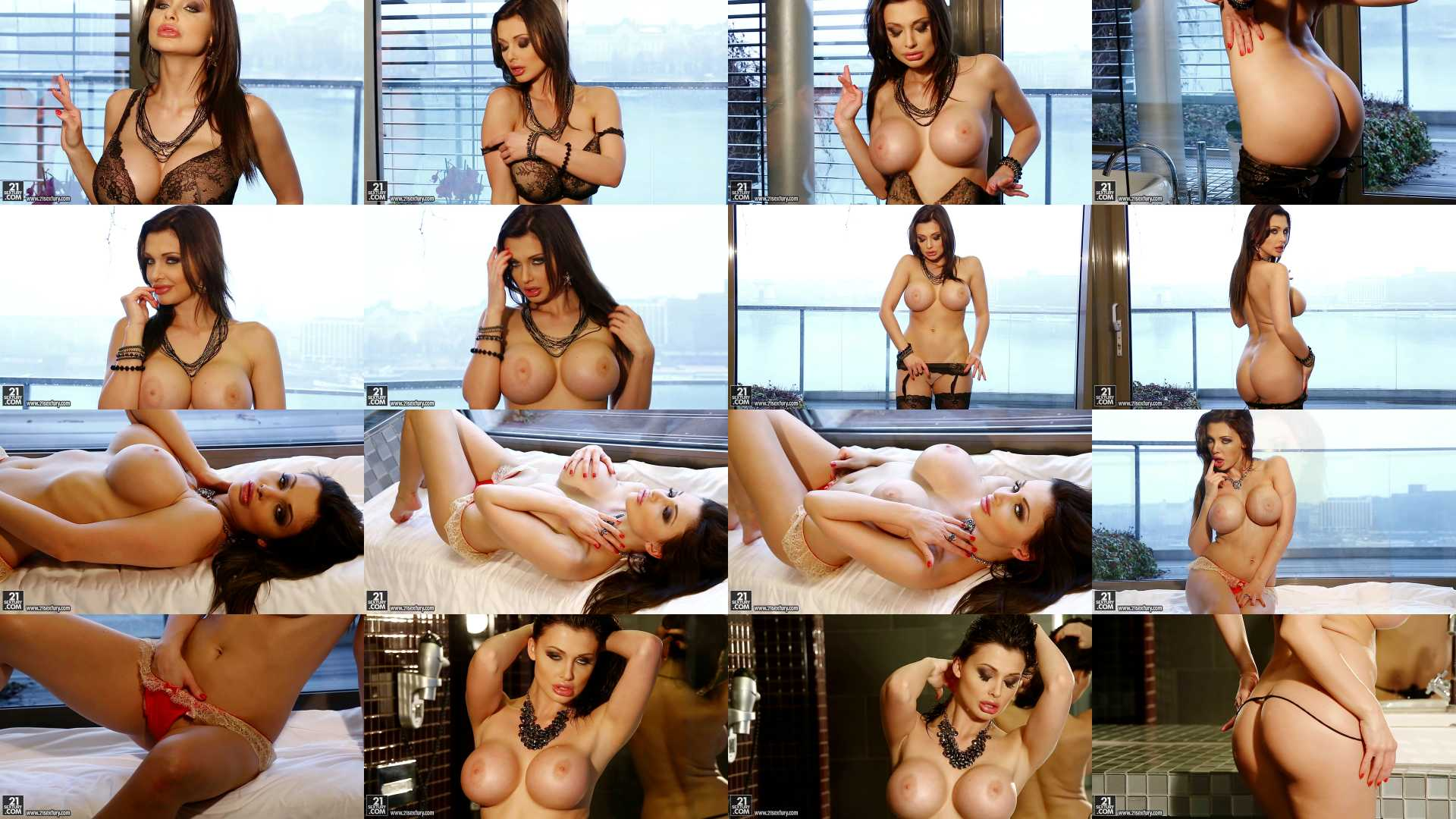 Aletta Ocean in Glam Queen - part 6.