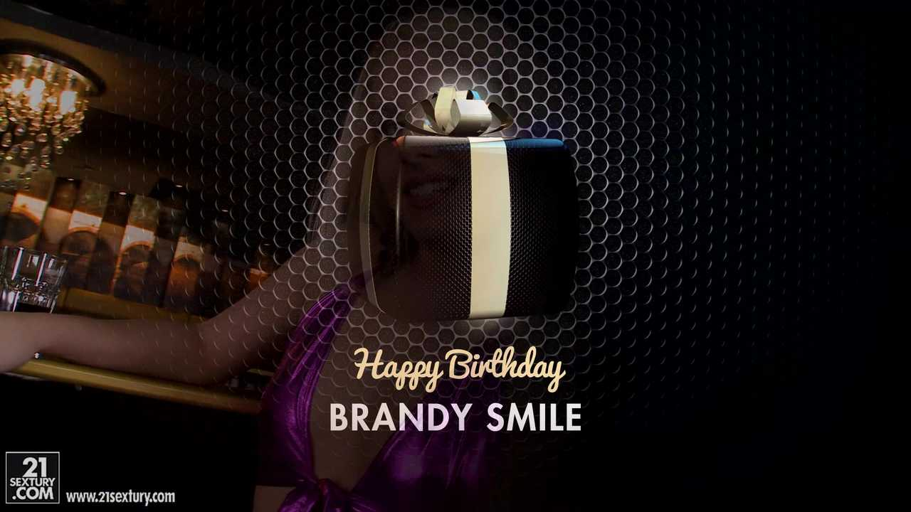 Birthday Girl of the Month: Brandy Smile, Scene #01