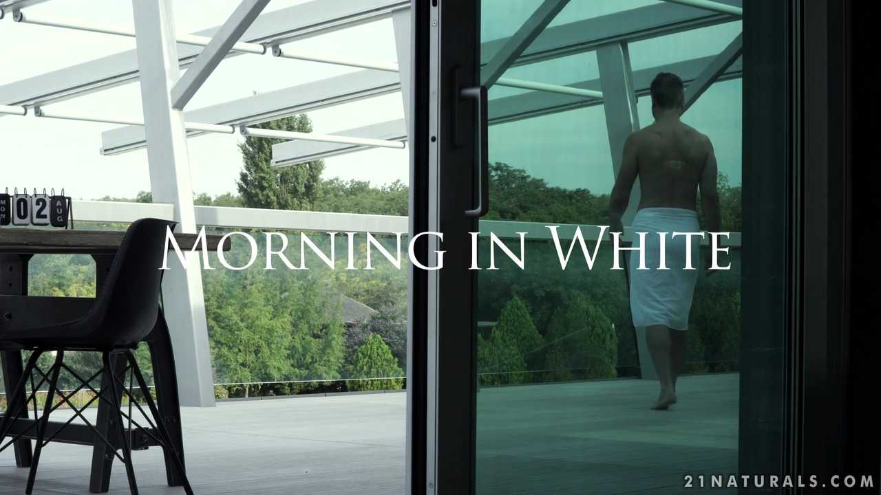 Morning In White