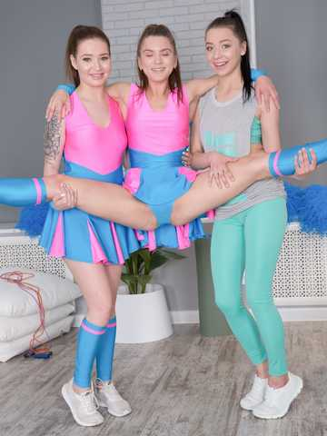 Evelina Darling, Shelley Bliss, Emely Bender